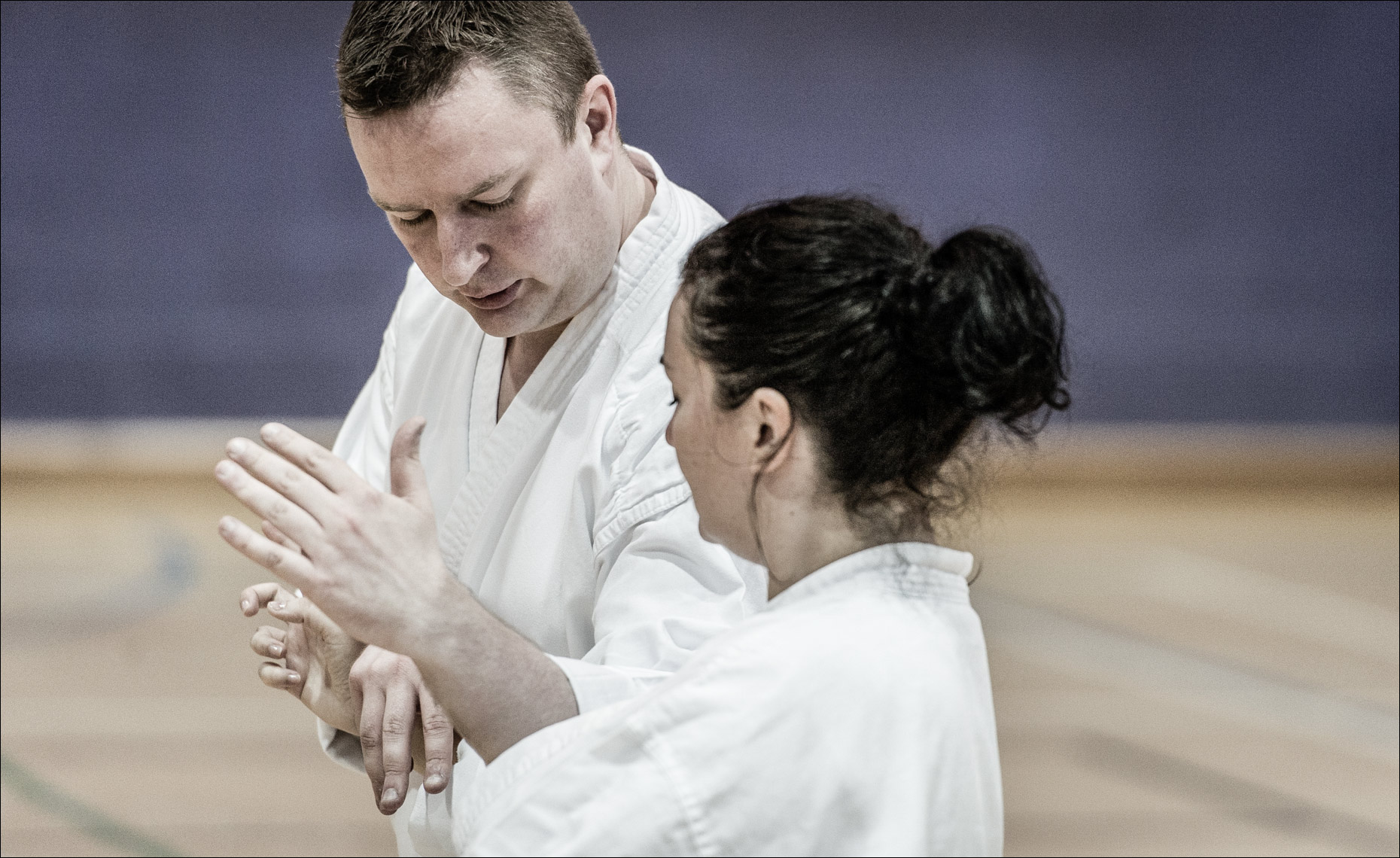 013-karate-02430Glasgow Caledonian University Paul Hampton Photographer