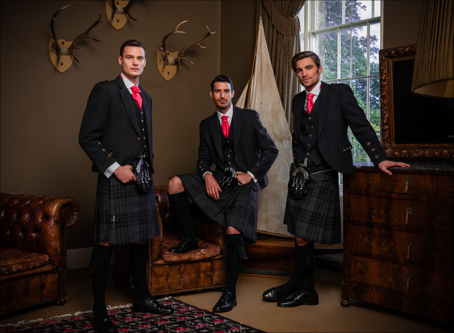 ACS Aynhoe Kilts Paul Hampton Photographer
