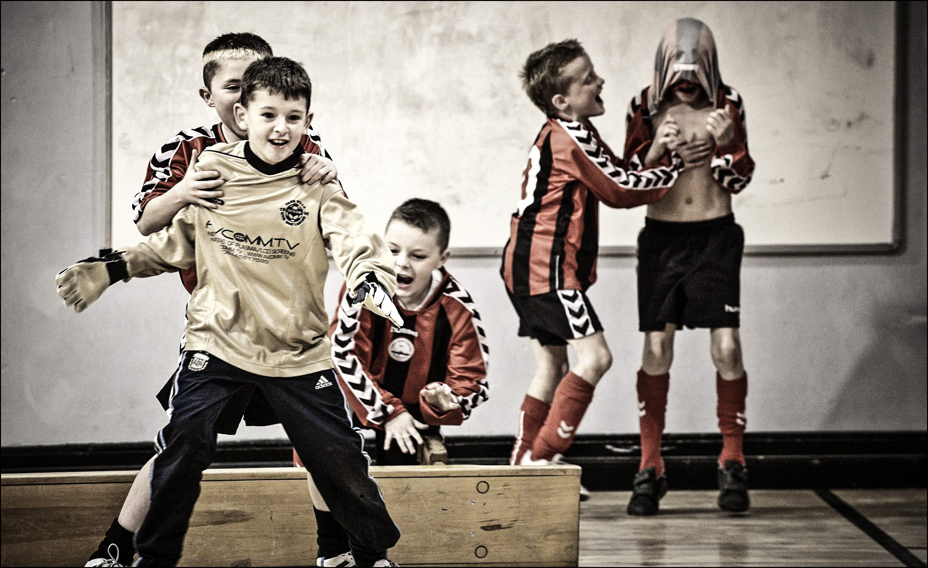 43 youth soccer football charity Scotland  ©Paul Hampton Photographer Glasgow