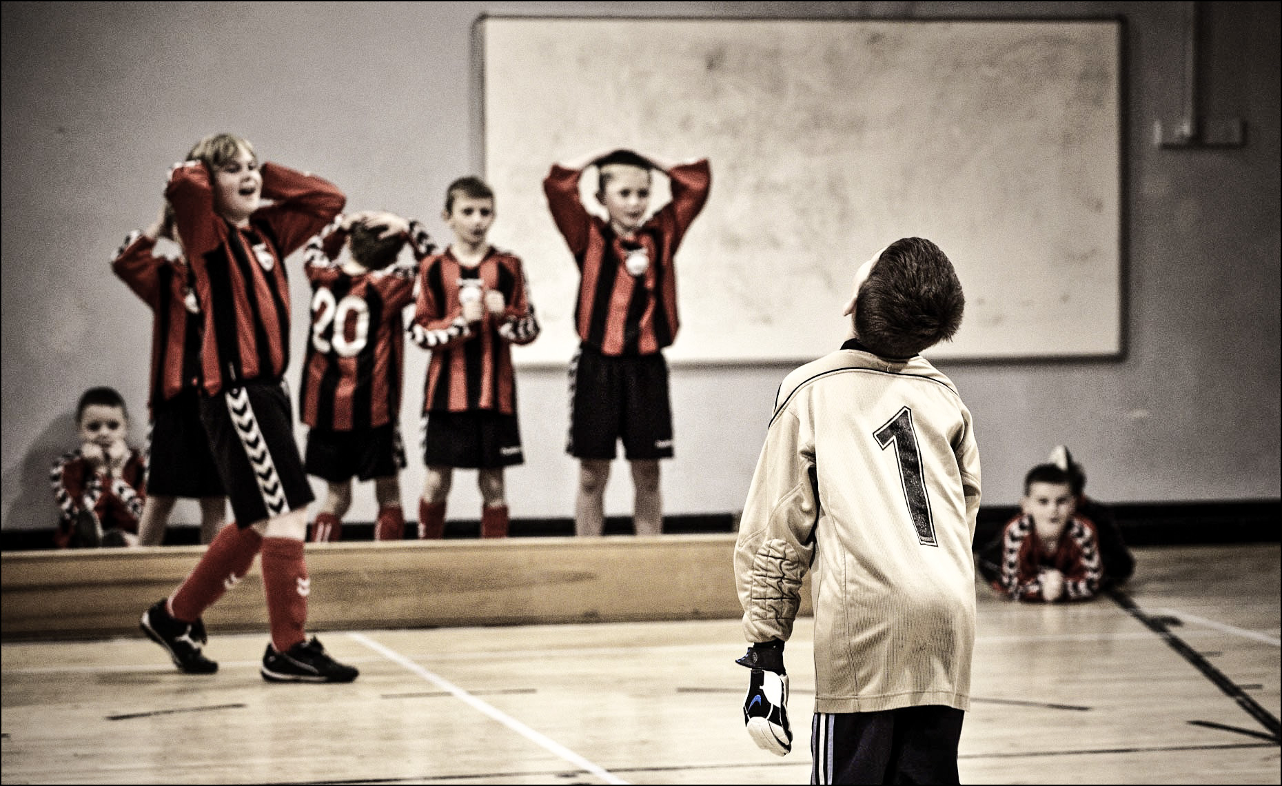 44 youth soccer football charity Scotland  ©Paul Hampton Photographer Glasgow