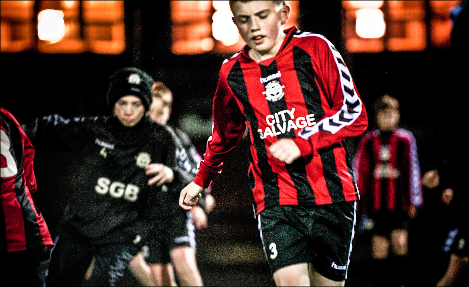 48 youth soccer football charity Scotland  ©Paul Hampton Photographer Glasgow