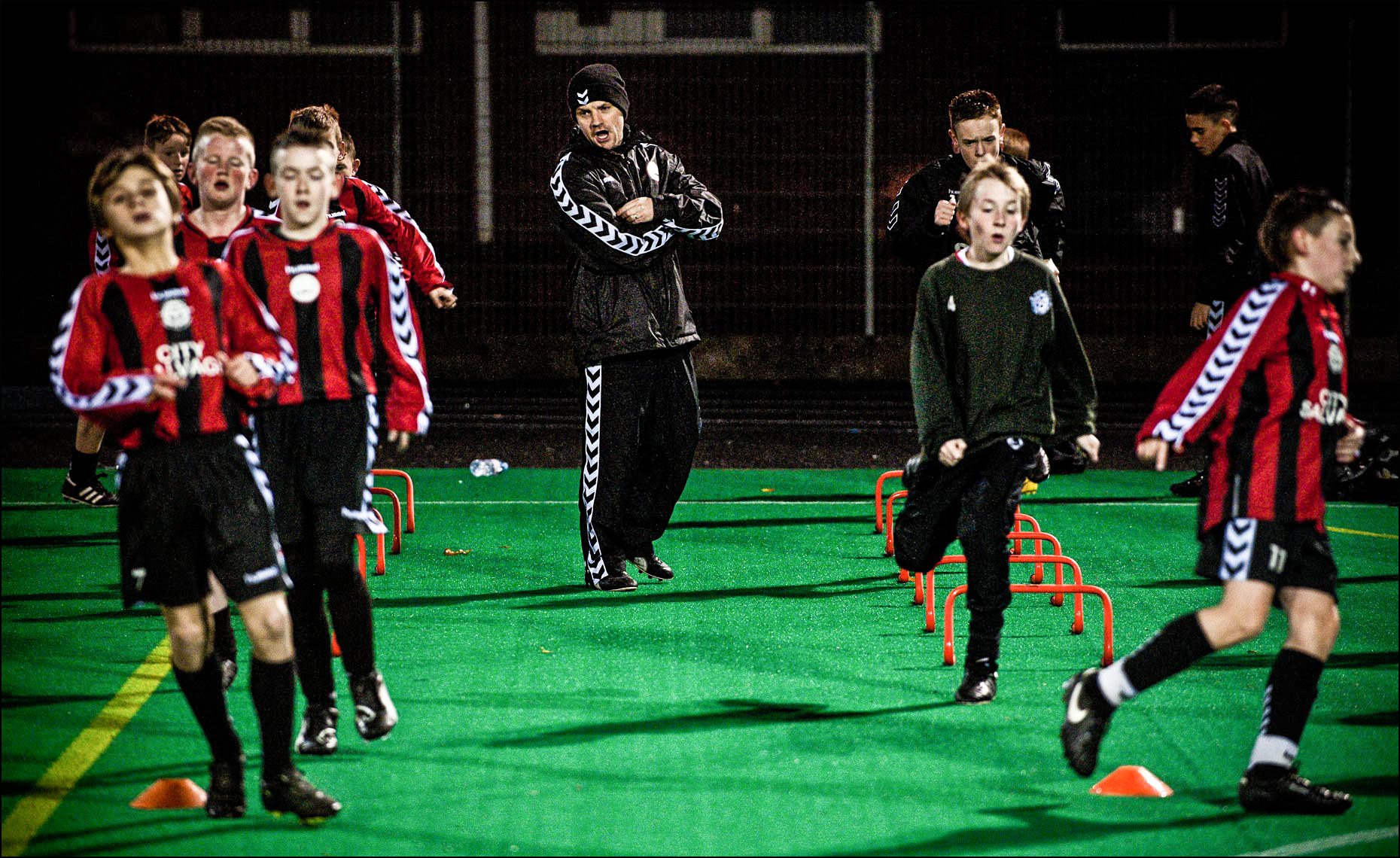 47 youth soccer football charity Scotland  ©Paul Hampton Photographer Glasgow