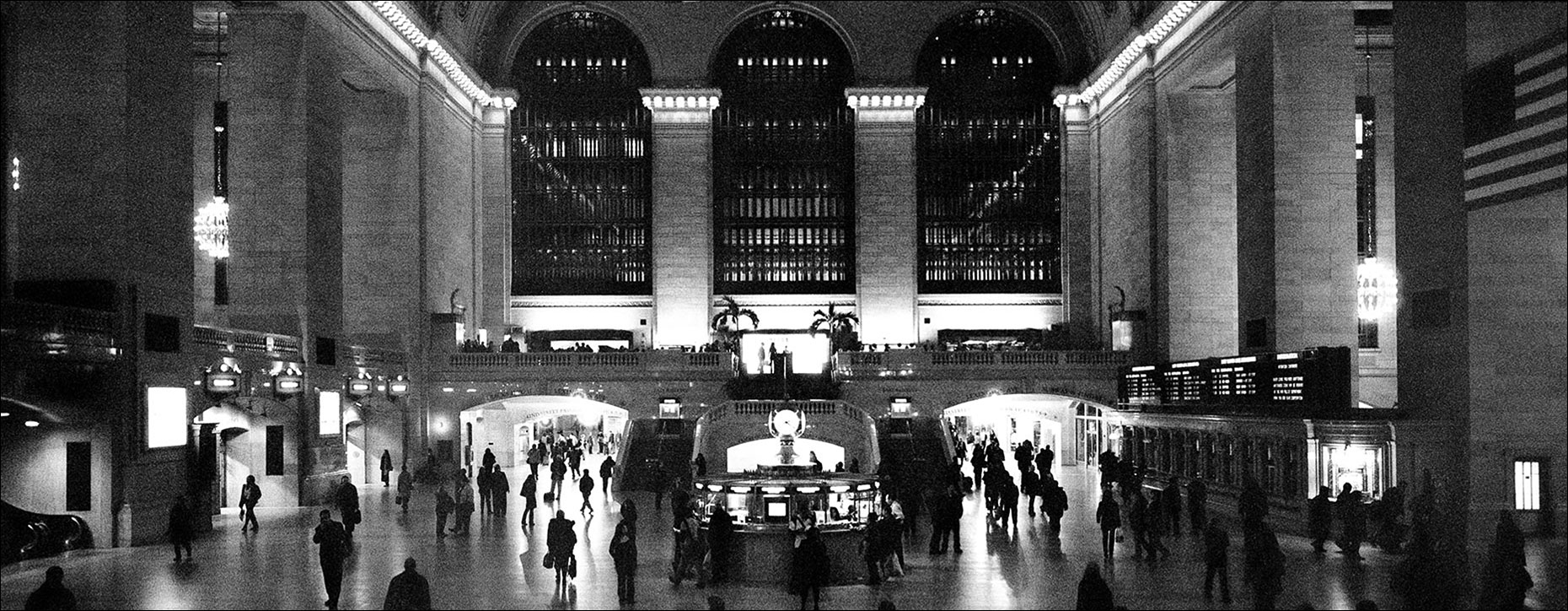 grand-central-station-NYC-USA ©Paul Hampton Photographer Glasgow