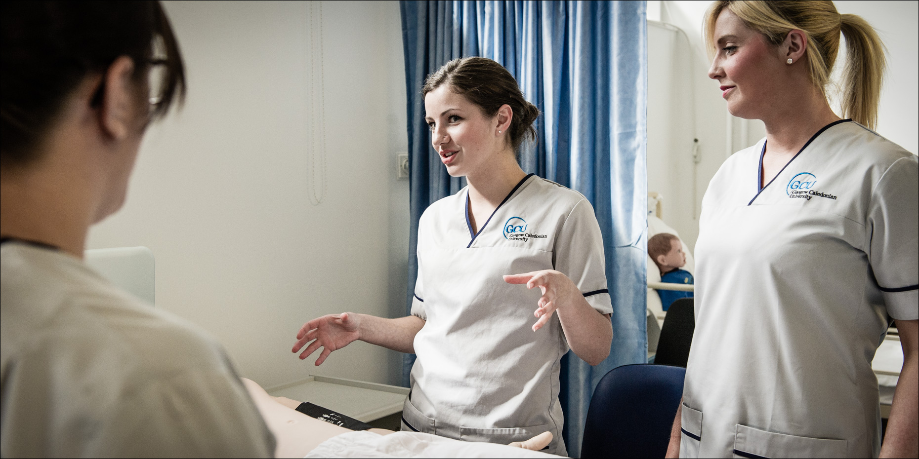 new GCU-Nursing-017240026 Glasgow Caledonian University Paul Hampton Photographer