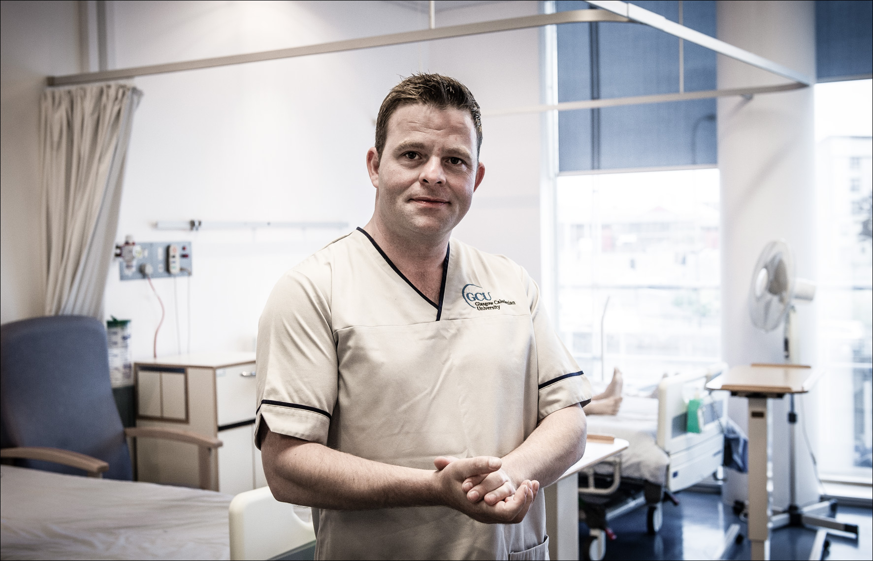 new GCU-Nursing-017940033 Glasgow Caledonian University Paul Hampton Photographer